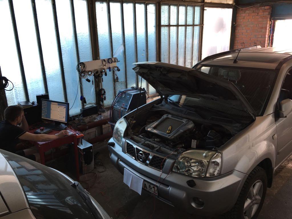 Чип тюнинг Nissan Xtrail