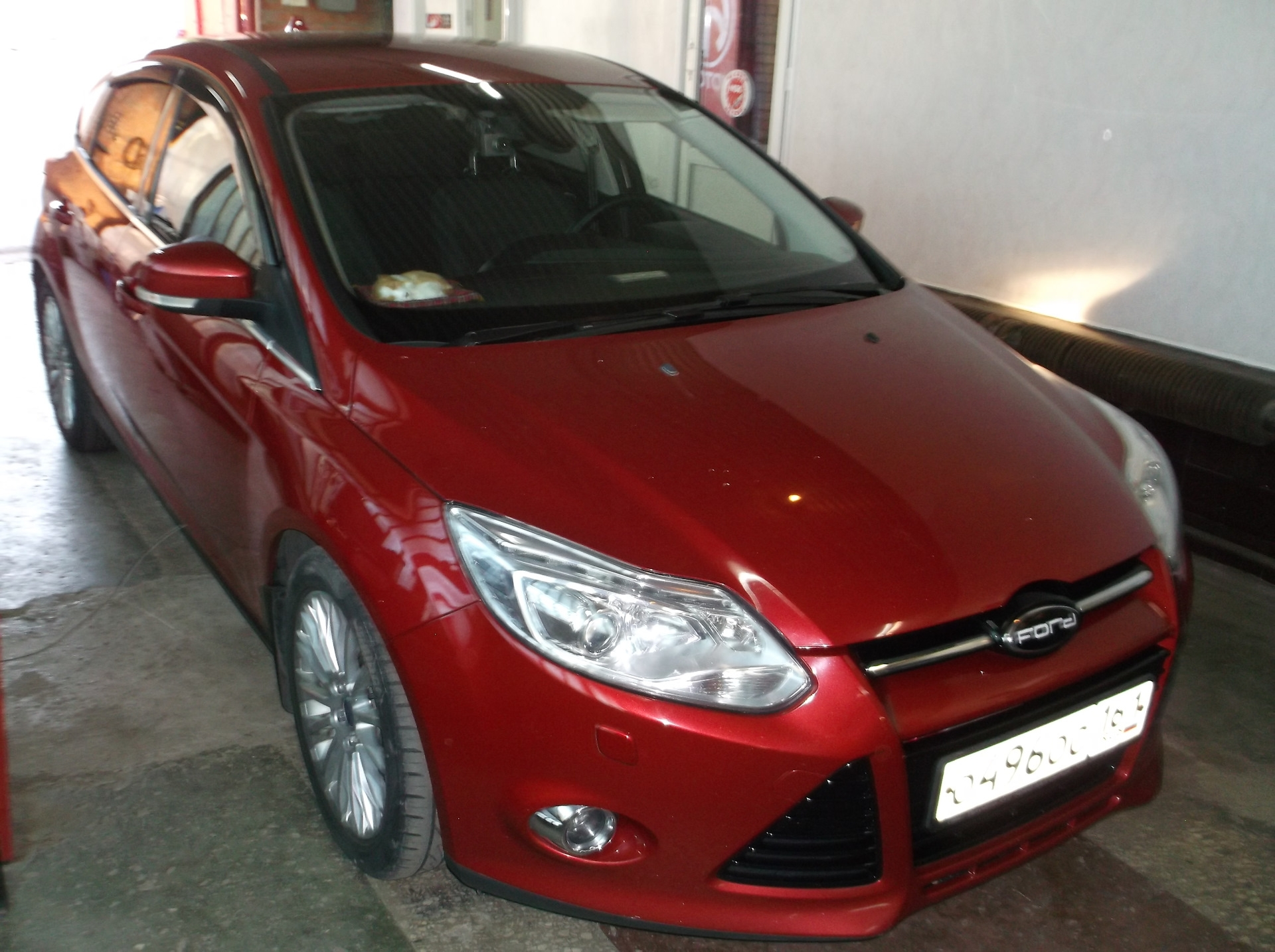 Чип тюнинг Ford Focus 3 Duratec 2.0L 150л.с.