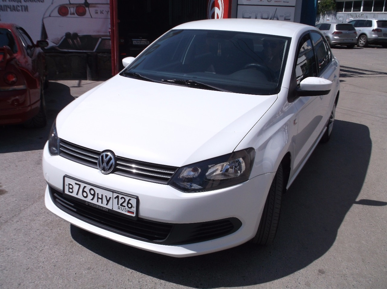 Чип тюнинг Volkswagen Polo 1.6 105hp