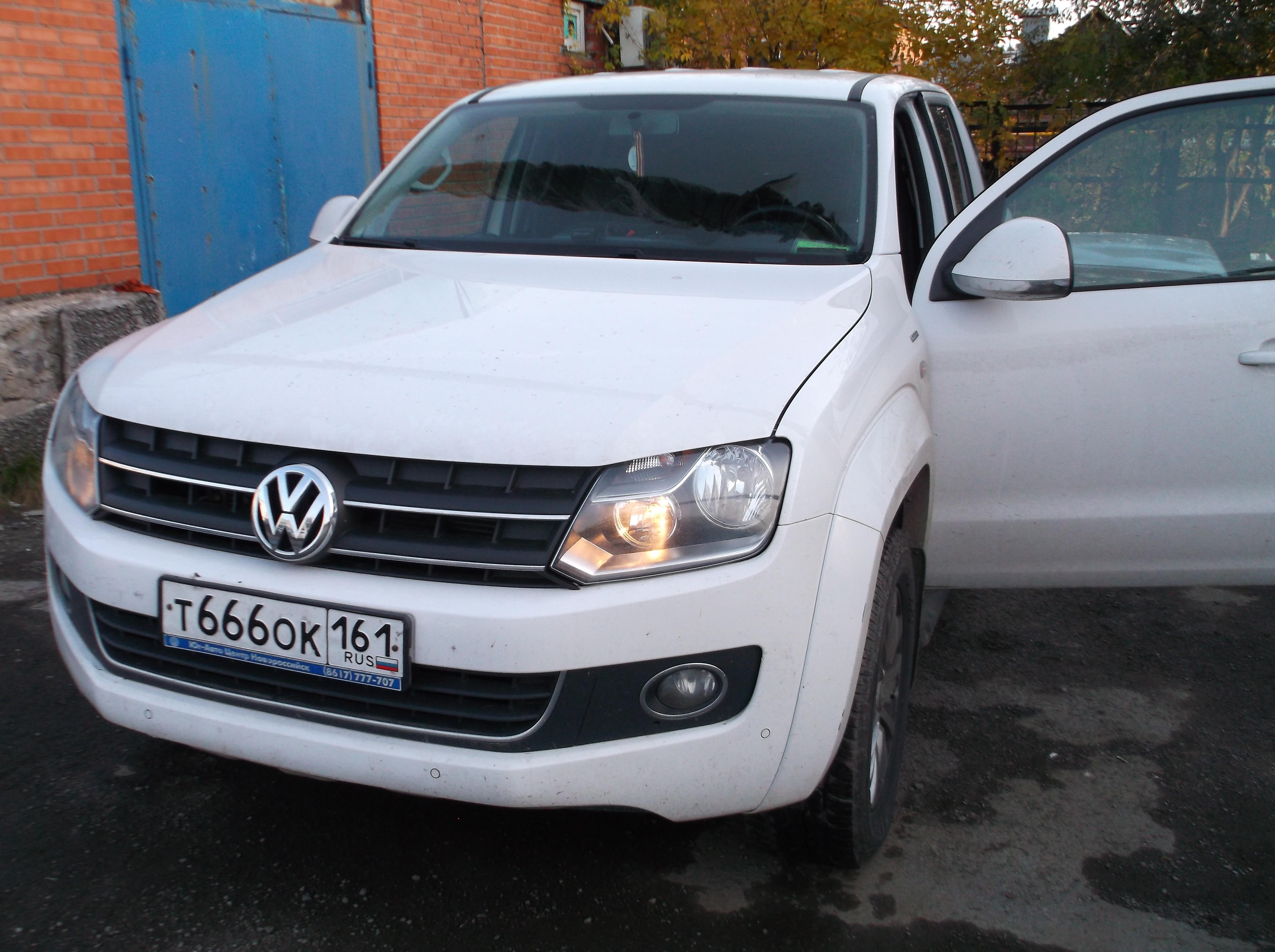 Удаление ЕГР на VW Amarok.